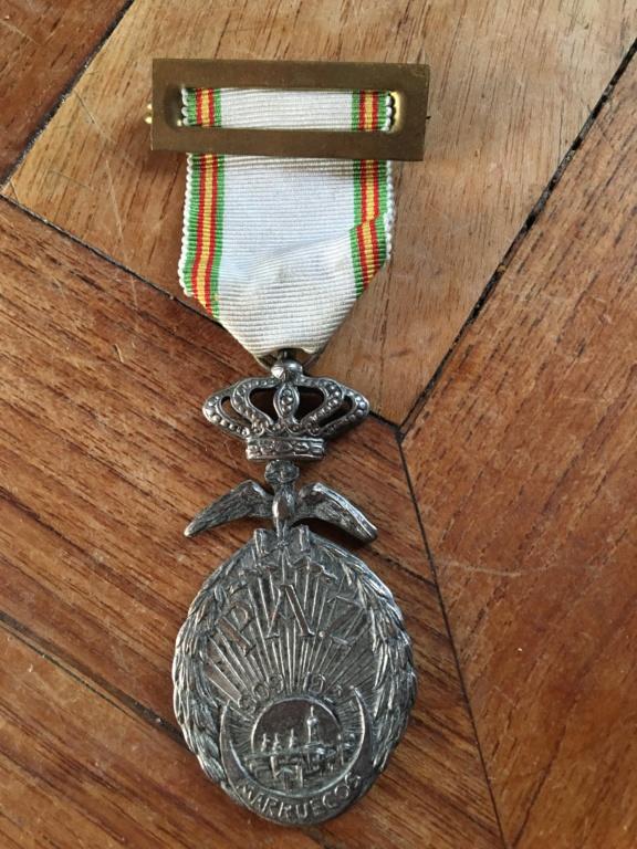 Médaille PAZ 9e21fd10