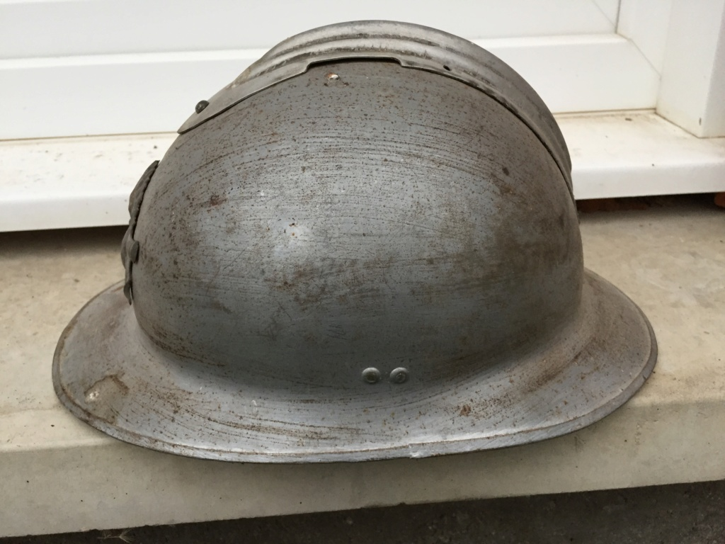 Casque adrian artilleur A0866b10