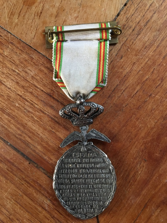 Médaille PAZ Be54c810