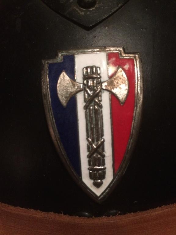 Insigne police sous Vichy  De9a7110