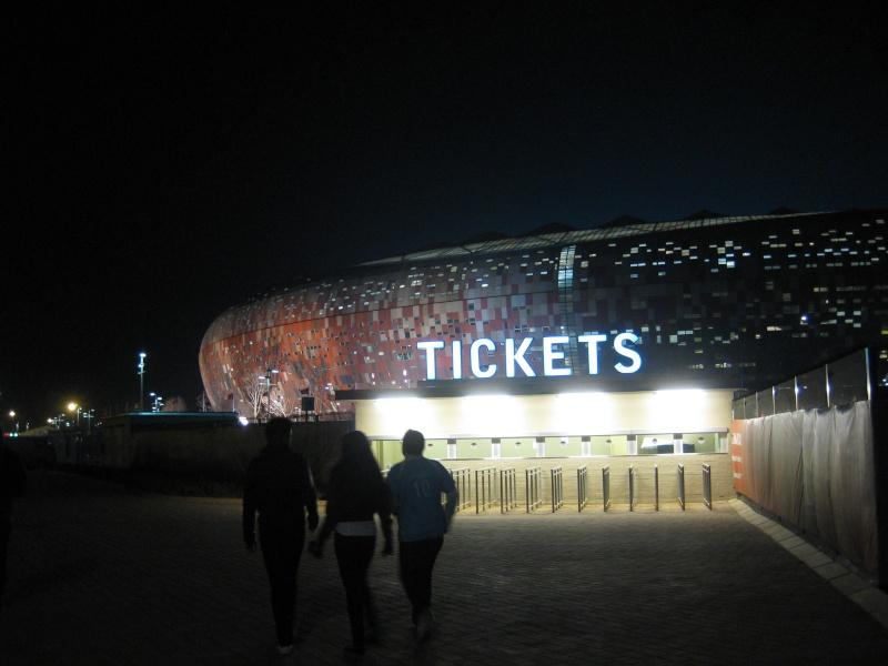 [WC2010] 1/8eme de Finale Argentina-Mexico Img_3412