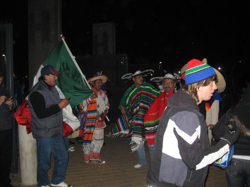 [WC2010] 1/8eme de Finale Argentina-Mexico Img_3413