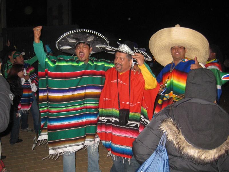 [WC2010] 1/8eme de Finale Argentina-Mexico Img_3414