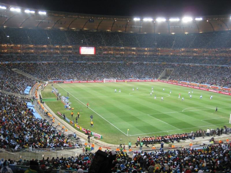 [WC2010] 1/8eme de Finale Argentina-Mexico Img_3415