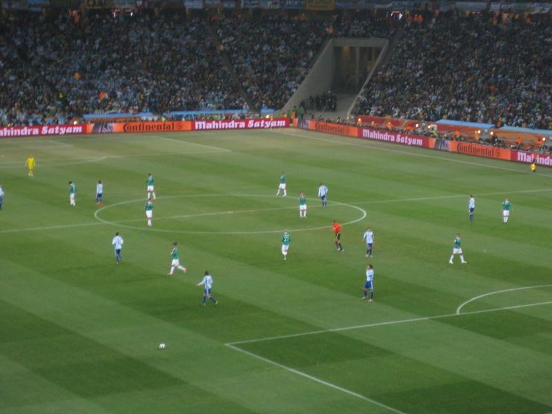 [WC2010] 1/8eme de Finale Argentina-Mexico Img_3417