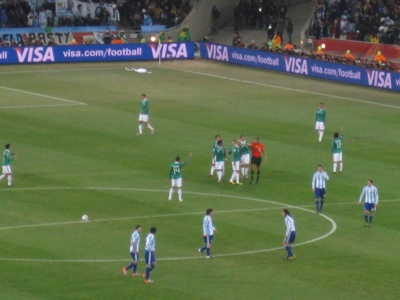 [WC2010] 1/8eme de Finale Argentina-Mexico Img_3510