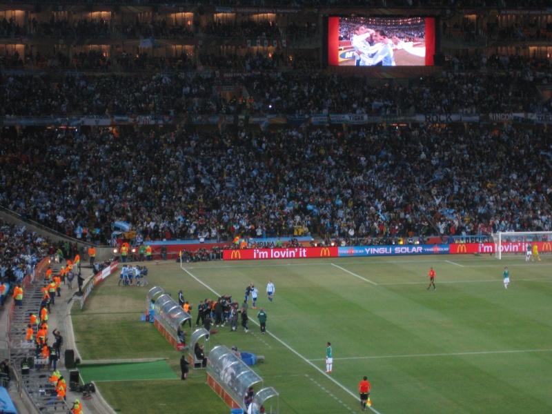 [WC2010] 1/8eme de Finale Argentina-Mexico Img_3512