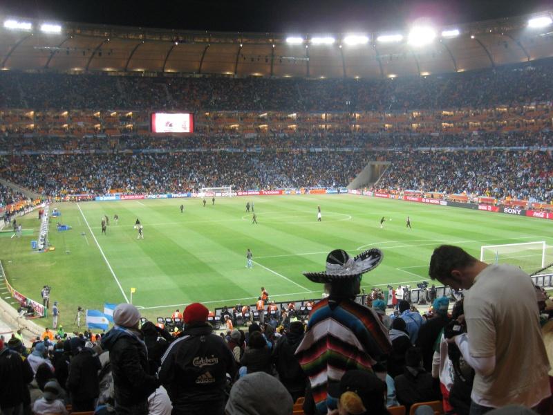 [WC2010] 1/8eme de Finale Argentina-Mexico Img_3513