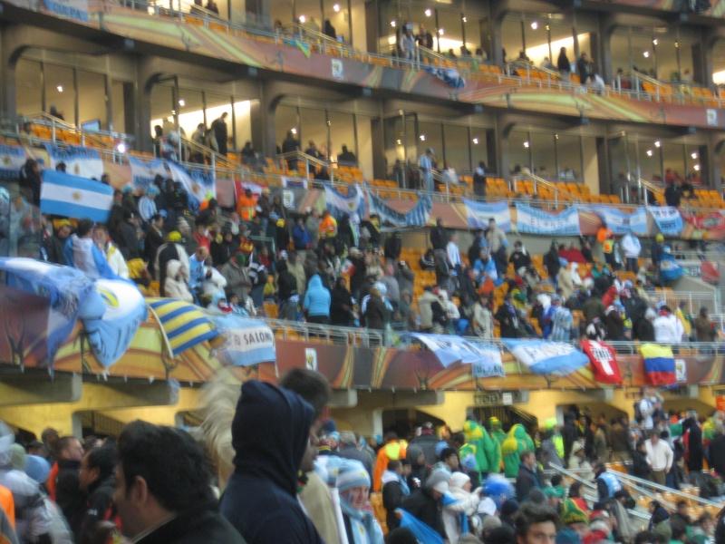 [WC2010] 1/8eme de Finale Argentina-Mexico Img_3515