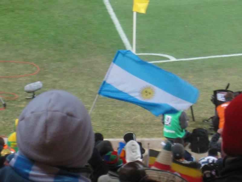 [WC2010] 1/8eme de Finale Argentina-Mexico Img_3517