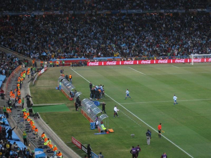 [WC2010] 1/8eme de Finale Argentina-Mexico Img_3518