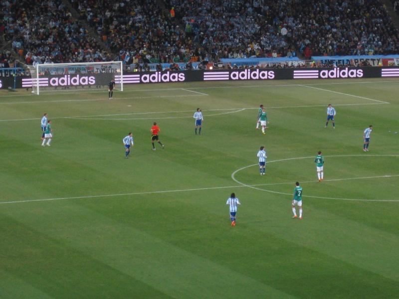 [WC2010] 1/8eme de Finale Argentina-Mexico Img_3523