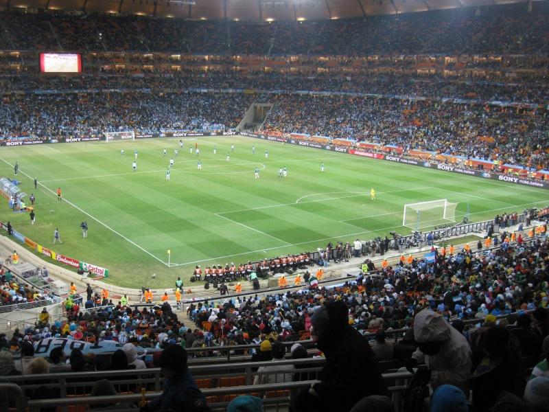 [WC2010] 1/8eme de Finale Argentina-Mexico Img_3525