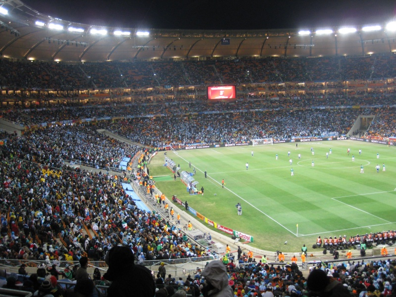 [WC2010] 1/8eme de Finale Argentina-Mexico Img_3526