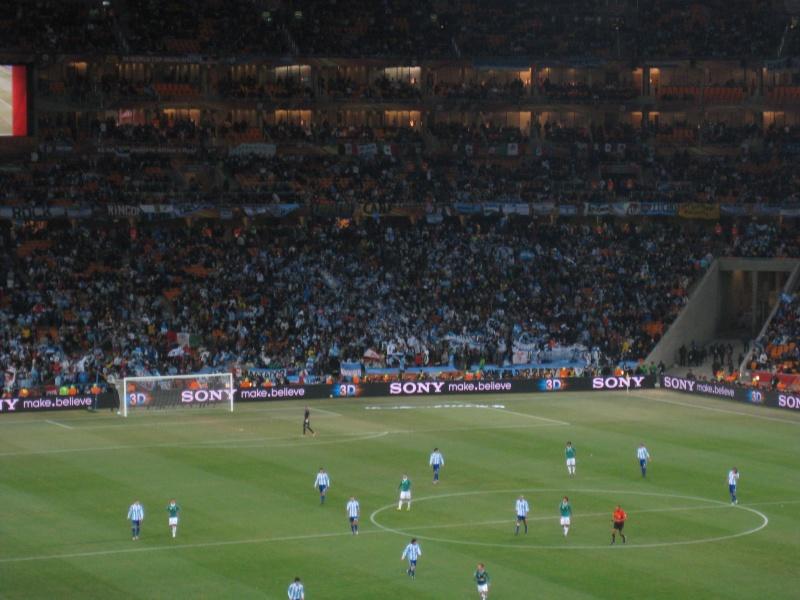 [WC2010] 1/8eme de Finale Argentina-Mexico Img_3527