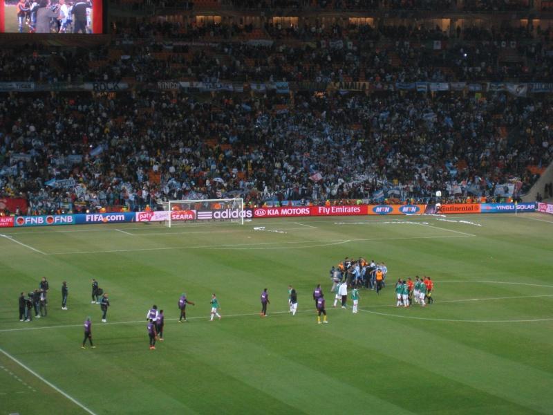 [WC2010] 1/8eme de Finale Argentina-Mexico Img_3528