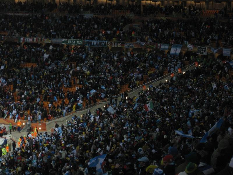 [WC2010] 1/8eme de Finale Argentina-Mexico Img_3530