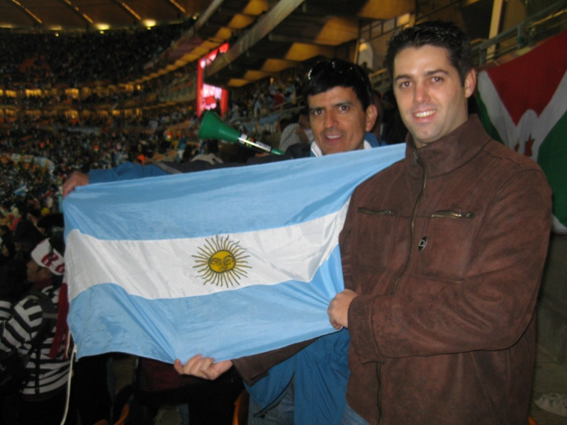 [WC2010] 1/8eme de Finale Argentina-Mexico Img_3531