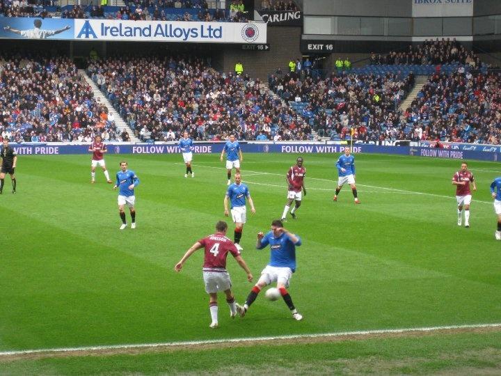 [SPL] Rangers 2-0 Hearts R10_bm10