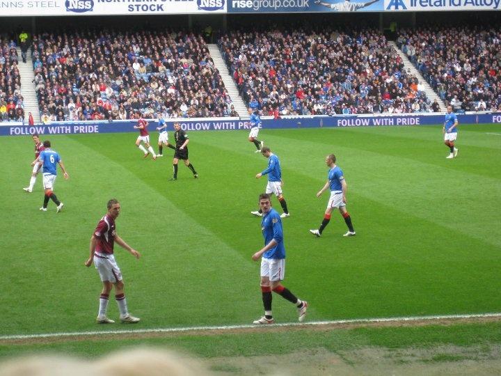 [SPL] Rangers 2-0 Hearts R11_bm10