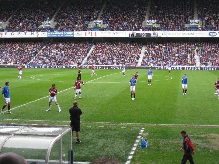 [SPL] Rangers 2-0 Hearts R12_bm10