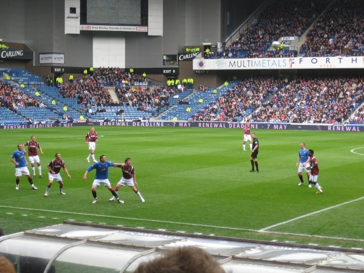 [SPL] Rangers 2-0 Hearts R13_bm10