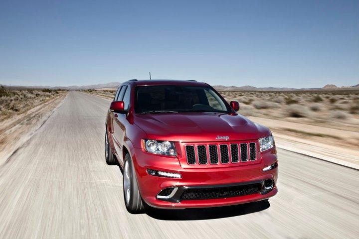 Grand Cherokee srt8 2012 20574210
