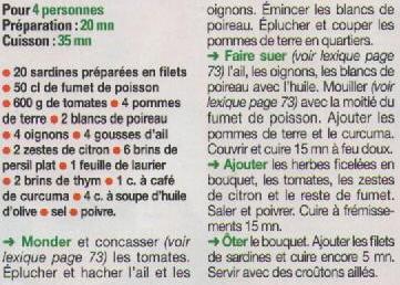 Bouillabaisse de sardines Sardin15