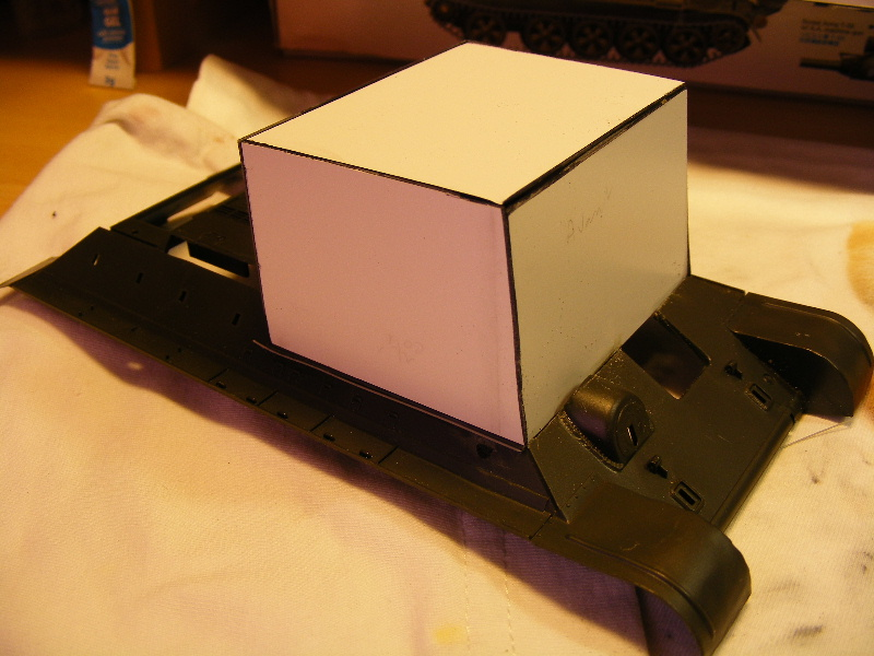 WPT 34 - ARV ou comment recycler les vieilles maquettes..... Dscf4610