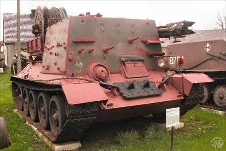 WPT 34 - ARV ou comment recycler les vieilles maquettes..... Handle10