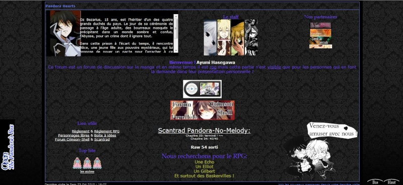 Archive du forum 210