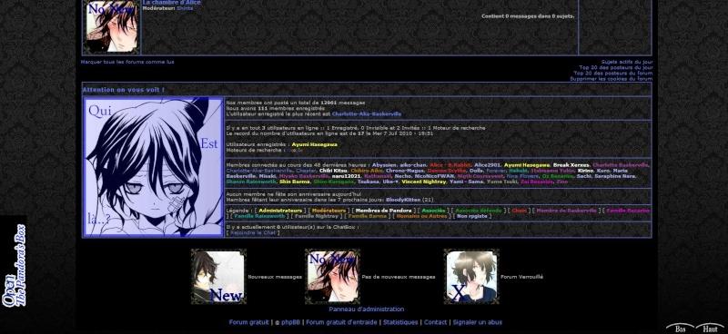 Archive du forum 410