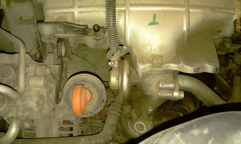 Загорелась на ходу контрольная лампочка неисправности системы двигателя.Дизель. Imag0011