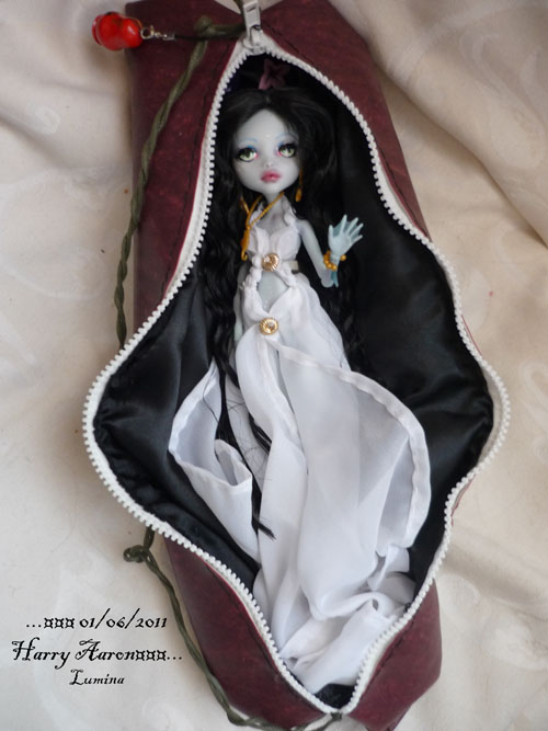 [monster High]Poupées de poupée p5  03/05 - Page 2 P1070711