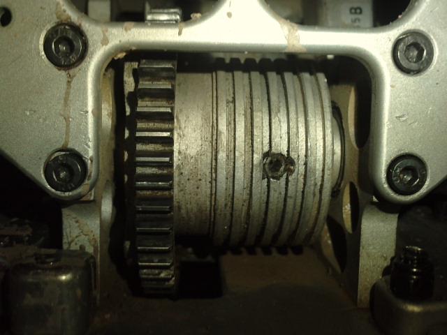 Mon HARM BX2 1/5 26cc... a rafraichir! ;-) P3110138