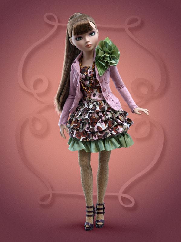 2011 - Ellowyne Wilde - Going in circle 365_1_11
