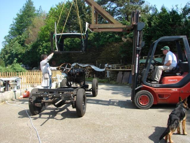 Restauration de la B14 TB ( Pour le Tour de Bretagne) Dsc04377