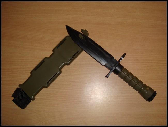 baïonnette M9 avec fourreau Dsc03014