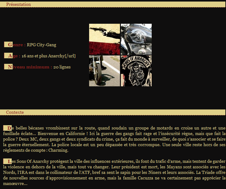Sons Of Anarchy RPG Fiche110