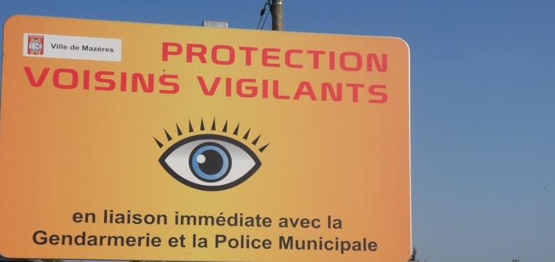 Mazères, ville placée sous surveillance! Mazere10
