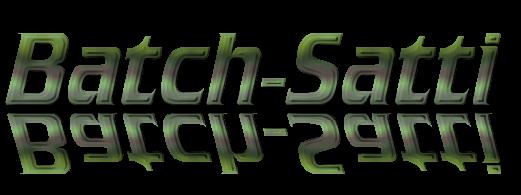 Batch-Satti