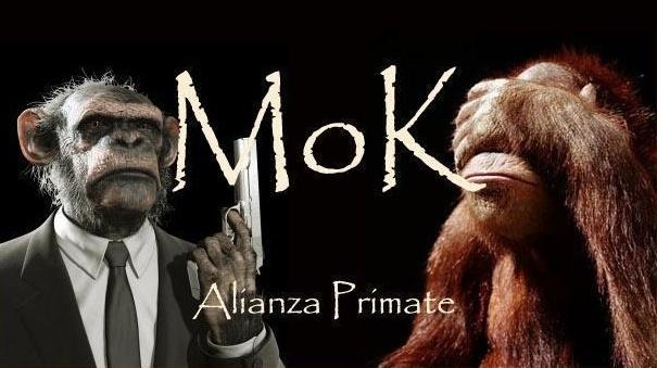 monkeys of kaos