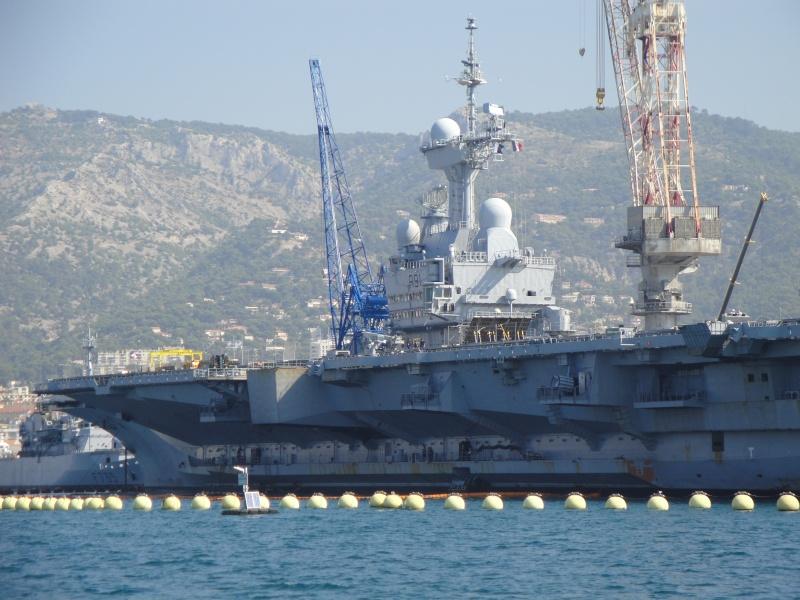 [Les Ports Militaires de Métropole] Visite de la rade de Toulon Dsc01710