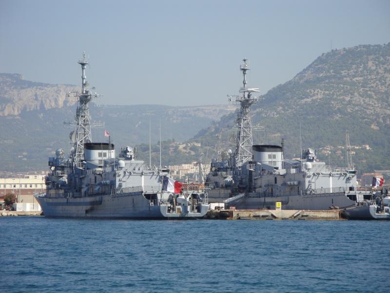 [Les Ports Militaires de Métropole] Visite de la rade de Toulon Dsc01711