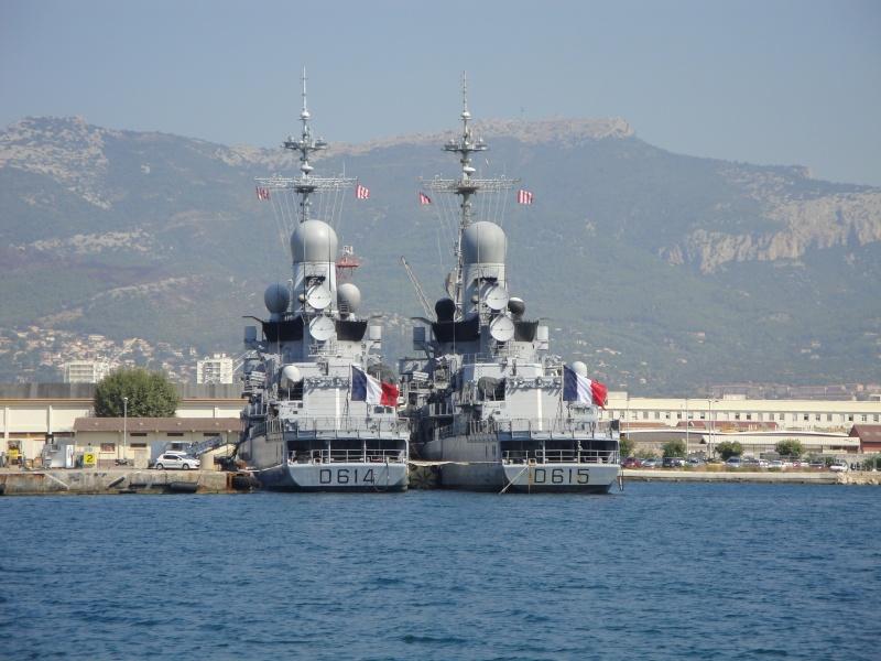 [Les Ports Militaires de Métropole] Visite de la rade de Toulon Dsc01713