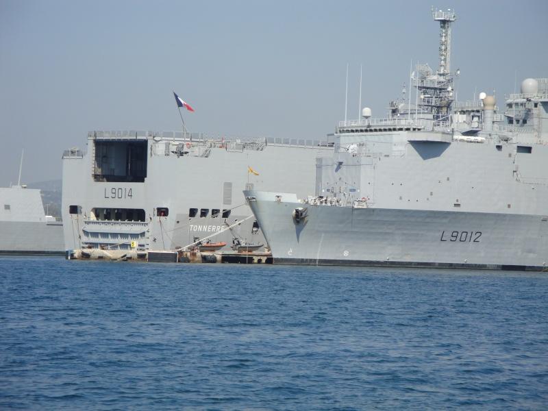 [Les Ports Militaires de Métropole] Visite de la rade de Toulon Dsc01714