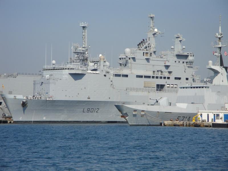 [Les Ports Militaires de Métropole] Visite de la rade de Toulon Dsc01715