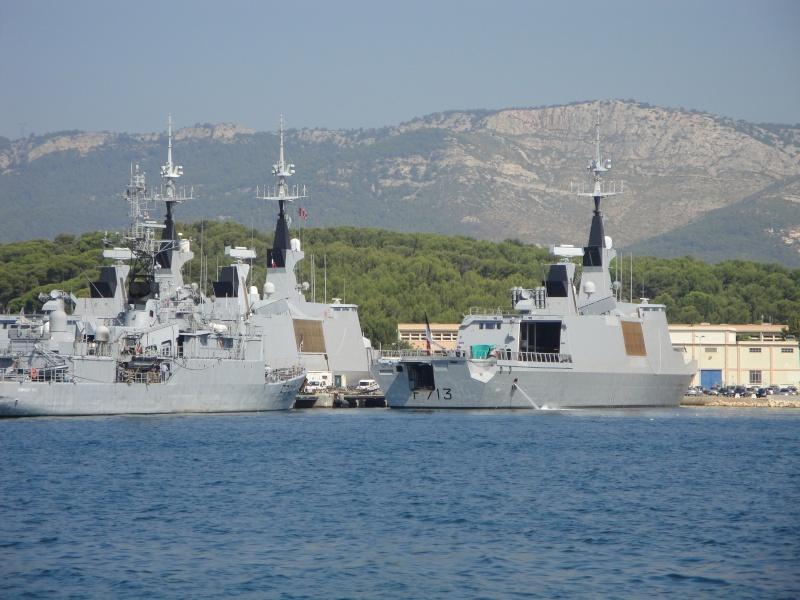 [Les Ports Militaires de Métropole] Visite de la rade de Toulon Dsc01716