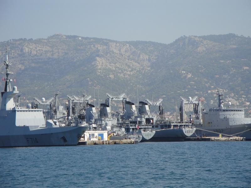 [Les Ports Militaires de Métropole] Visite de la rade de Toulon Dsc01719