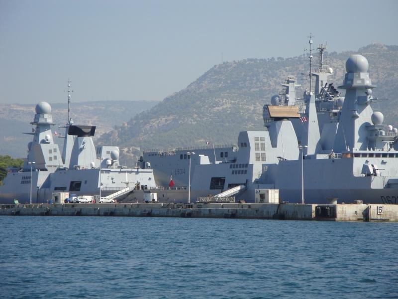 [Les Ports Militaires de Métropole] Visite de la rade de Toulon Dsc01721